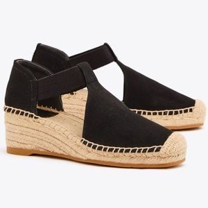 Tory Burch Catalina 3 Espadrille Wedge